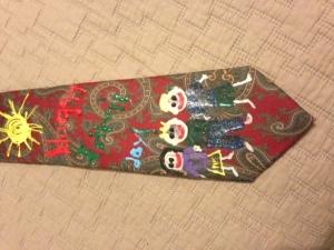 Brittons tie