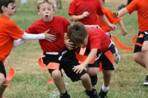 B dawg football