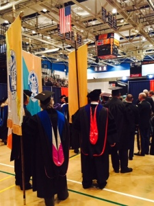 UT Martin graduation