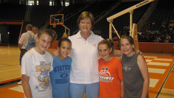 summitt and girls